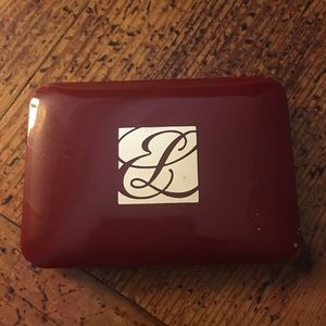 Other - Estée Lauder - Deluxe All- Over Face Compact