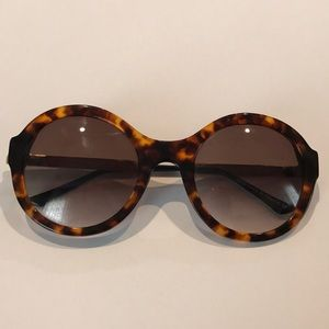 Thierry Lasry Milfy Tortoise Sunglasses