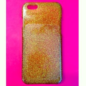 Jcrew Metallic Glitter Phone Case IPhone 6 & 6s
