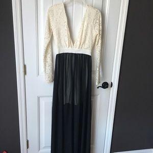 LIX formal dress size L
