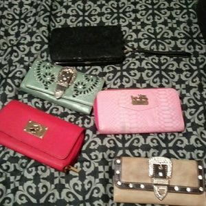 Wallets all 5