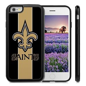 Accessories - New Orleans Saints iPhone 8 Plus 6s 7 SE 5S cover
