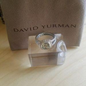 David Yurman Albion Ring 925