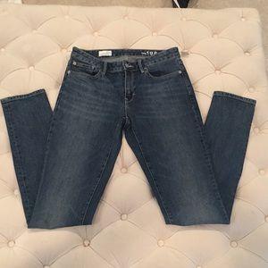 NEW GAP skinny jeans 27/4 EXTRA LONG