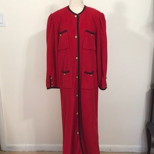 Vintage Evelyn Pearson Presidential Lounging Robe