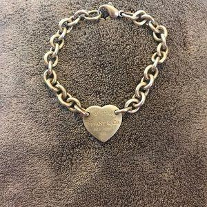 Return to Tiffany & Co. Heart Bracelet
