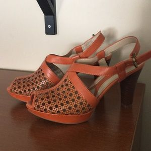 Naturalizer high heel sandals