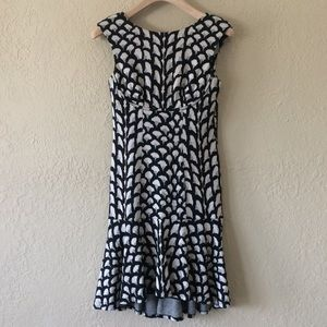 Tracy Reese NY Knit Dress Sz 0