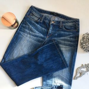 { joe's jeans } honey fit light wash jeans