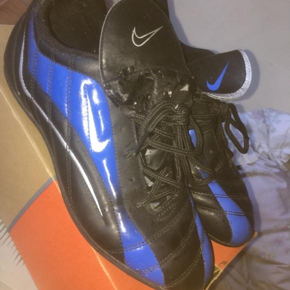 Vintage Nike Soccer Cleats 200   Poshmark