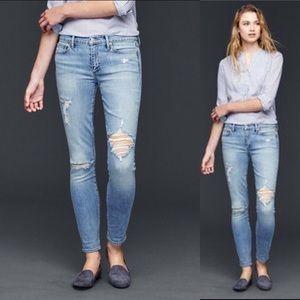 GAP Authentic True Skinny Jeans