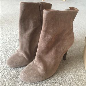 Free People Heeled Booties