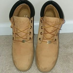 Timberland boots!