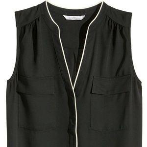 H&m blouse size 10 nwt