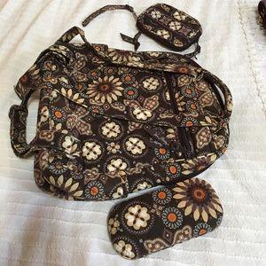 Vera Bradley Bundle backpack purse
