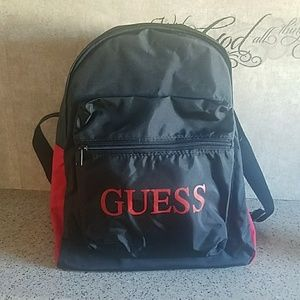 Vintage Guess Backpack 1993 or before. Like new