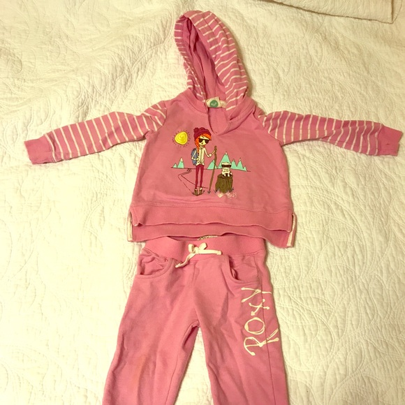 Roxy Other - Roxy sweat suit