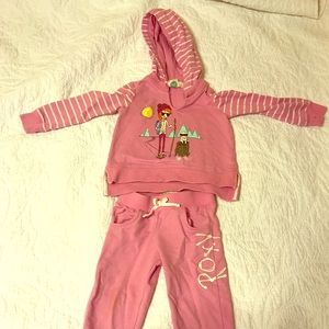 Roxy Matching Sets - Roxy sweat suit