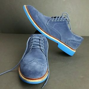 COLE HAAN MEN'S OXFORD SHOES