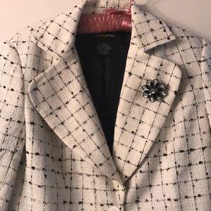 Vintage sparkly blazer