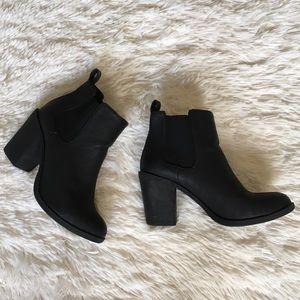 Black H&M Boots.