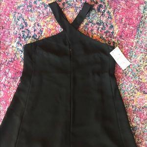 Zara keyhole dress