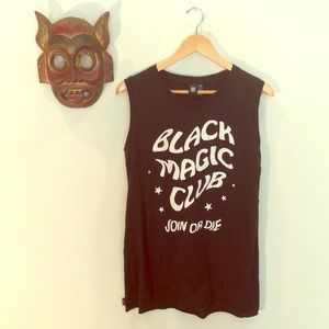 Urban Outfitters Insight Black Magic Muscle Tee
