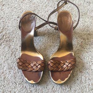 Gucci Sandal Heels-Vintage