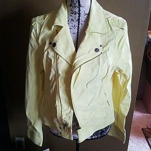 Yellow Mudd jacket