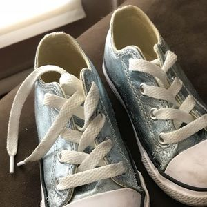 Toddler girls converse all star shoes