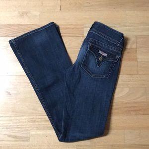 Hudson Bootcut Jeans, 25