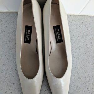 BALLY Sharna Woman's Heels Pumps Ladies Italian Cr