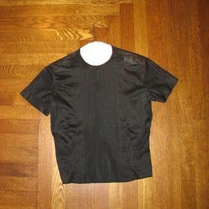 Vintage Short Sleeved Dress Shirt