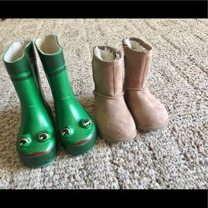 Cute boots size 5