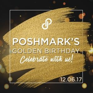 Poshmark's Golden Birthday