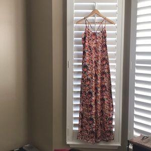 Maxi summer dress from Target