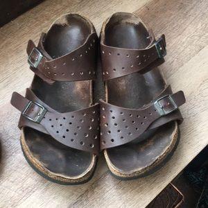Birkenstocks Birkis Sandals