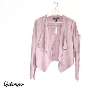 | new | mauve casual jacket