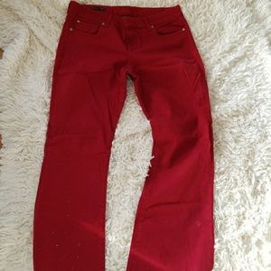 Kut red jeans