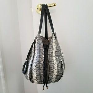 New LF Snakeskin Bag