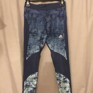 Adidas Techfit leggings size S!