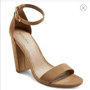 Target Merona Lulu Block Heel Sandals