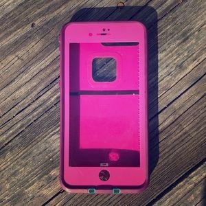 Lifeproof Frē case for iPhone 7 plus
