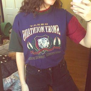 Vintage 90's National Park T-Shirt