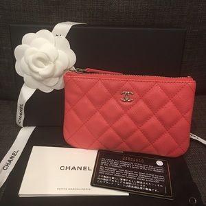 100% Authentic Brand New Chanel Mini O Case!