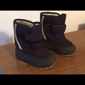 L.L. Bean Winter Snow boots Toddler 6