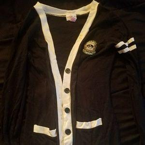 Button down cardigan
