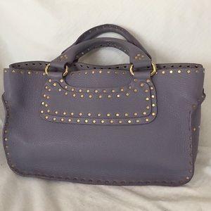 Celine tote handbag