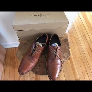 Cole haan men oxford size 9