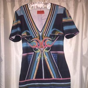 Clover Canton Multicolor Dress
